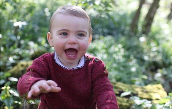 Кейт Миддлтон показала новые фотографии младшего сына