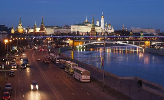 В Москве перекроют ряд улиц в связи с репетициями парада Победы
