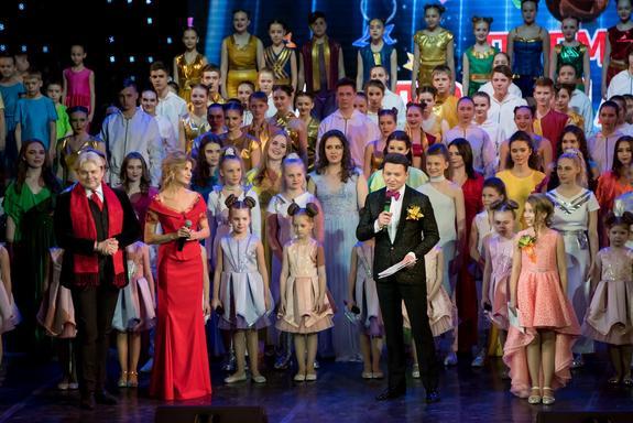 В Челябинске состоится юбилейная премия «Андрюша» для юных талантов