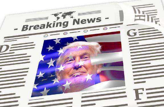 Трамп призвал The New York Times встать перед ним на колени
