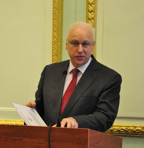 Глава СКР Бастрыкин рассказал о причинах стрельбы в Керченском колледже