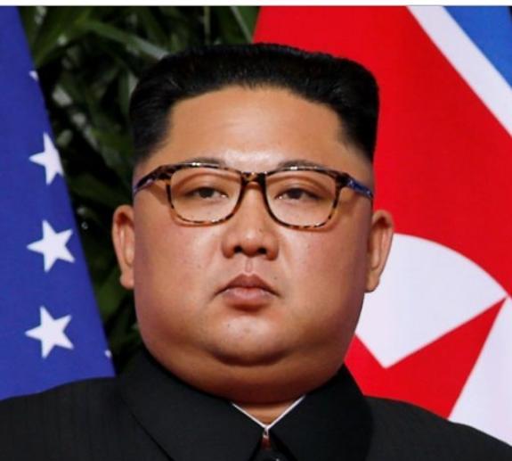 Ким Чен Ын дал впервые интервью в России