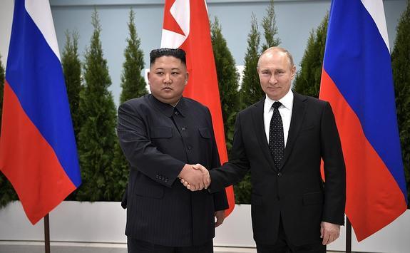 Путин рассказал, что обсуждалось на встрече с Ким Чен Ыном