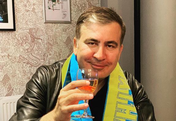 Саакашвили заподозрил Россию в желании проверить Зеленского «на вшивость»