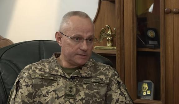 Глава украинского Генштаба назвал главную проблему ВСУ