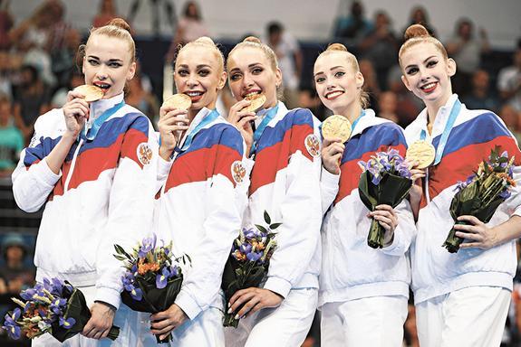 Россия – лучшая на Евро