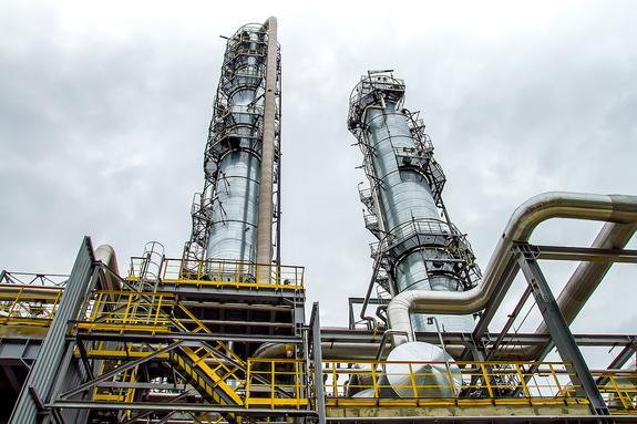 Китайцы построят в Хабаровском крае крупнейший в мире завод по выпуску метанола