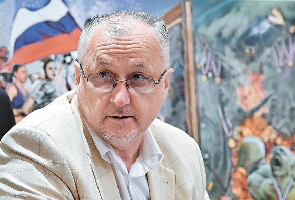 Генеральный директор РУСАДА Юрий Ганус, Фото РИА НОВОСТИ