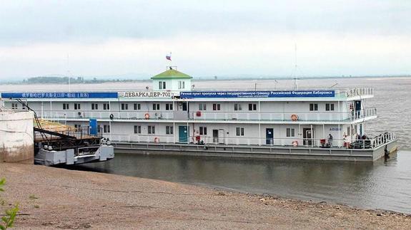 Китайцы пустят в Хабаровск новые медленные теплоходы