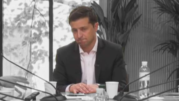Украина начала разочаровываться в Зеленском