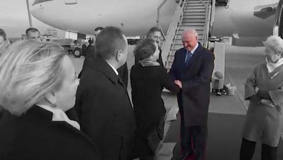 Лукашенко все-таки просится в Европу