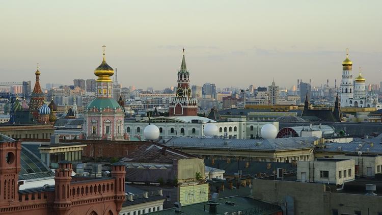2 мая в Москве ожидается рекордное падение атмосферного давления