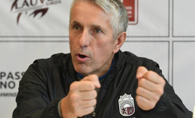 Боб Хартли: «С такими командами, как Россия, латвийские спортсмены закаляются»