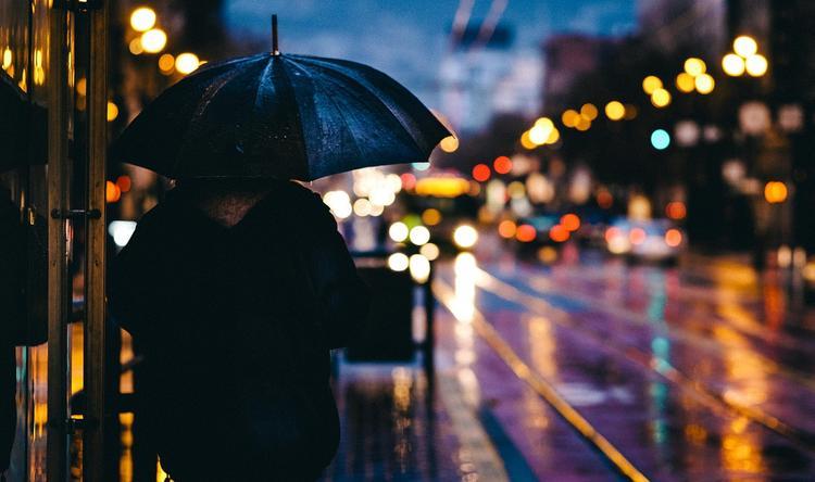 В Москву придут продолжительные дожди и грозы
