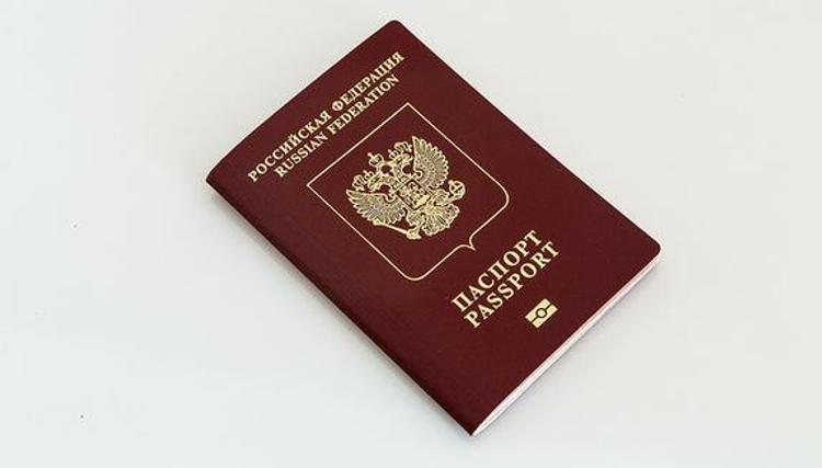 Опубликовано видео очередей за российскими паспортами в ДНР