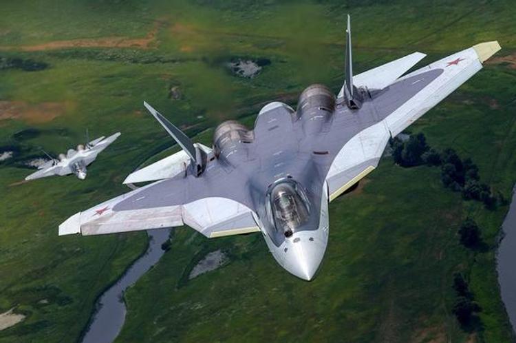 Россия поставит Турции истребители Су-57, если Анкара захочет