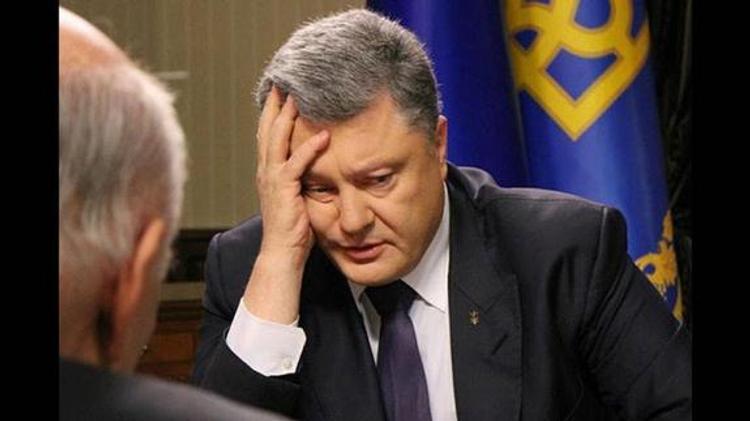 Порошенко уволил  начальника службы безопасности президента Украины