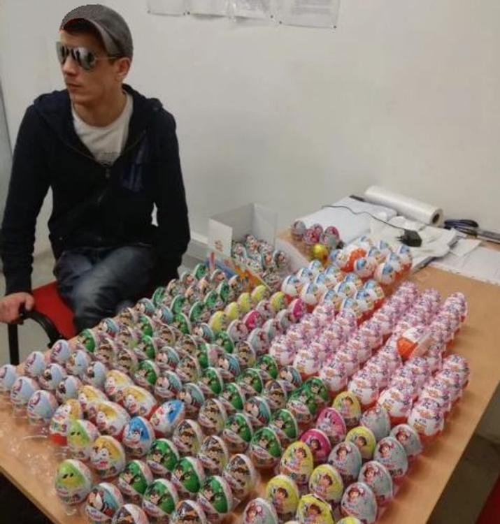 """""""Это же не сало"""", на Украине объявлена охота на шоколадные яйца"""