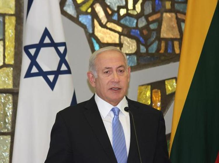 """Нетаньяху отдал приказ """"продолжать массированные удары"""" по Газу"""