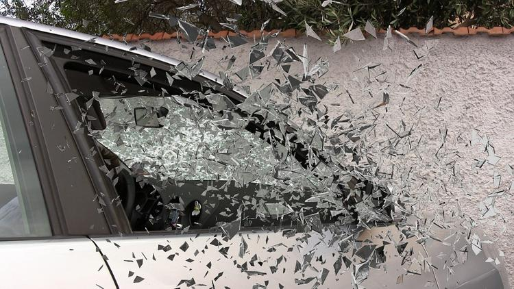 Автомобиль посольства Италии попал в ДТП в центре Москвы