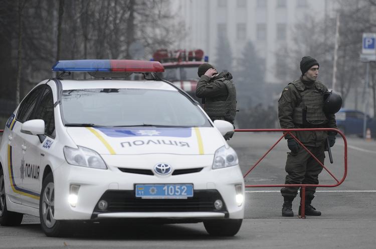 Взрыв прогремел в Киеве