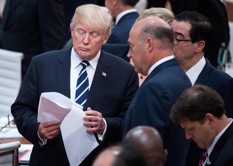 Трамп: США не желают терять миллиарды на торговле с Китаем