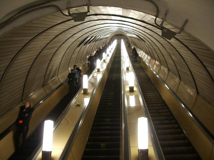 В Москве мужчина с ранениями найден  около станции метро «Пионерская»