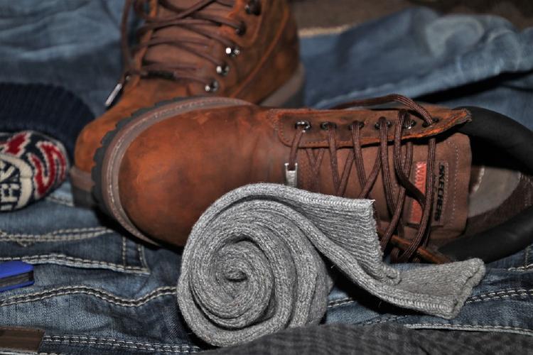 О характере интима с мужчиной многое скажут его... носки