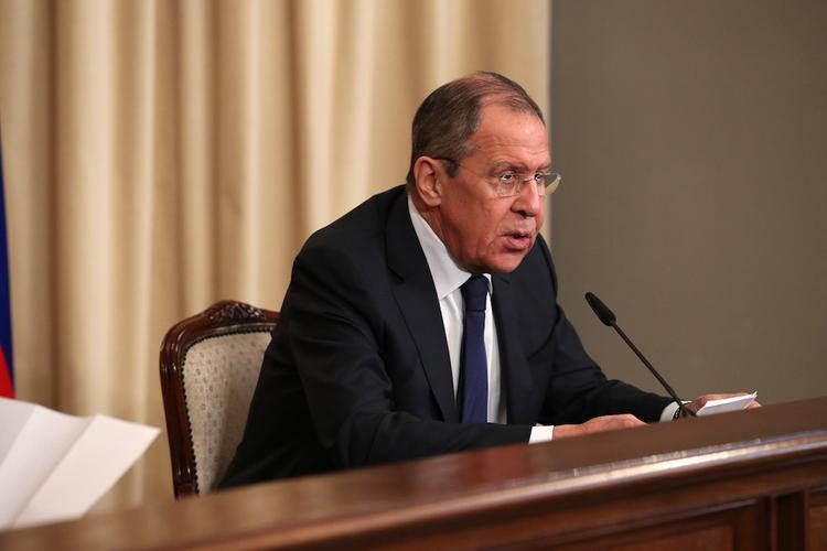 Сергей Лавров осадил журналиста CNN