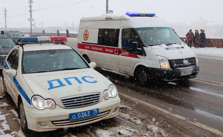 В Киевской области пьяный депутат насмерть сбил двух мужчин