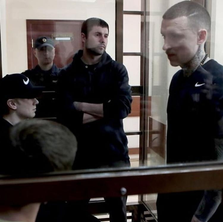 Суд вынес обвинительный  приговор Кокорину и Мамаеву