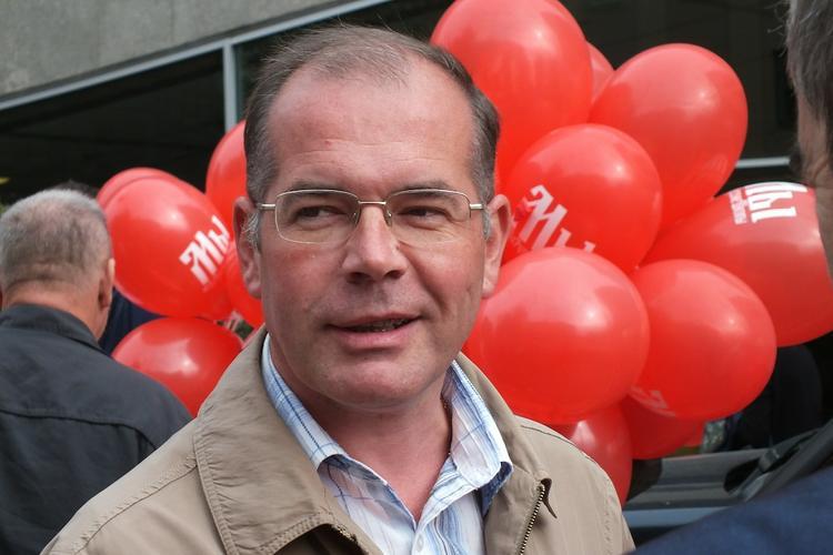 Евродепутат Андрей Мамыкин о будущем президенте Латвии