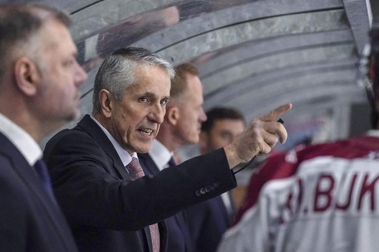 Боб Хартли: о латвийских игроках,  матчах и  о четвертьфинале