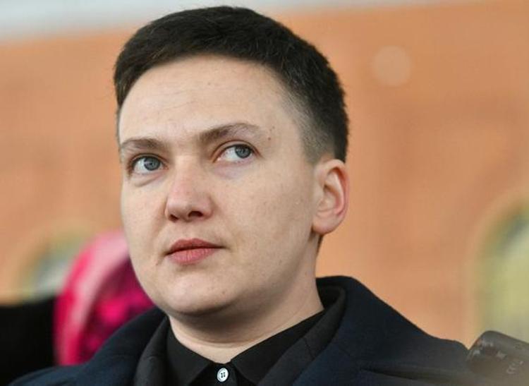 Савченко потребовала в ближайшее время назначить дату инаугурации Зеленского