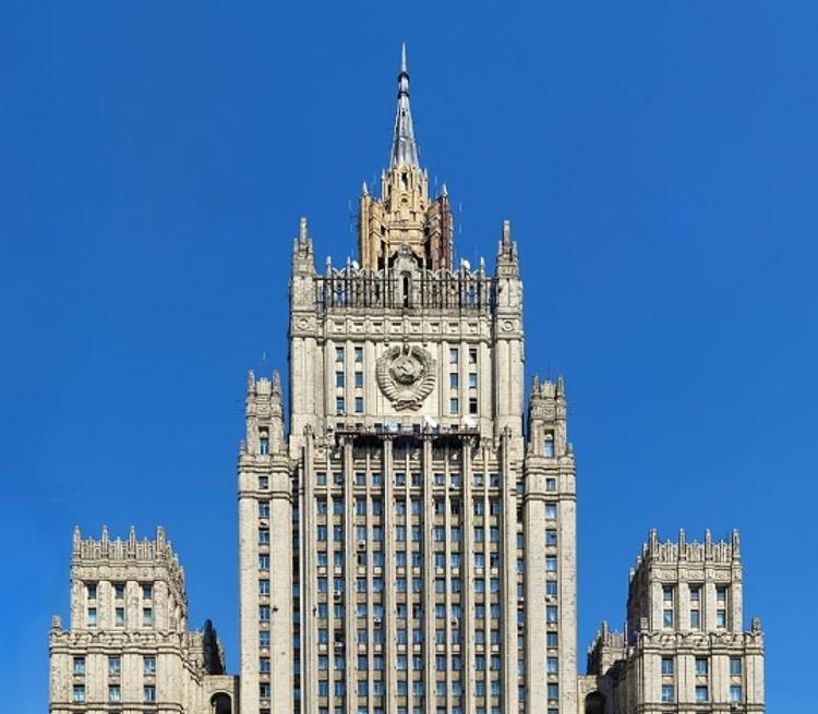 В МИД объяснили отмену визита Помпео в Москву