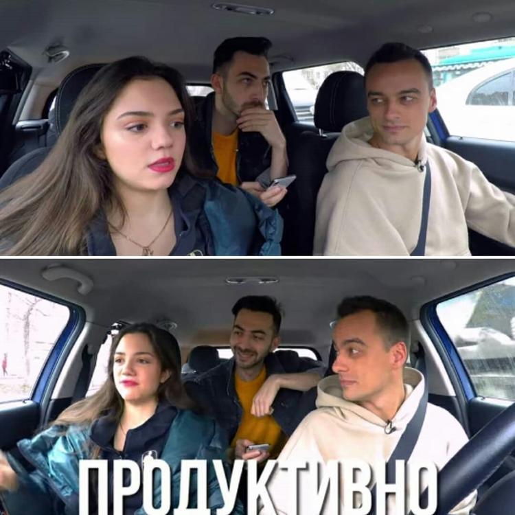 Женя Медведева коротко охарактеризовала Алину Загитову.  И этому фигуристка учится у олимпийской чемпионки