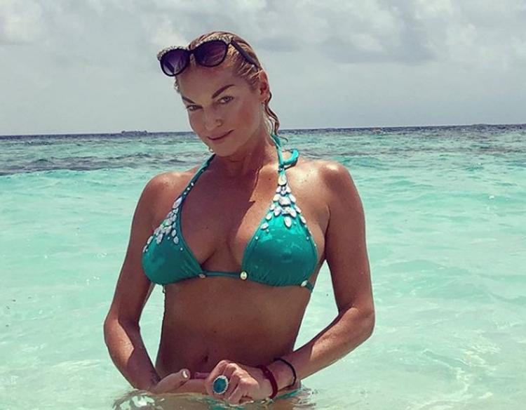 """""""Я терпела дикую боль..."""", - Волочкова рассказала о травме на Мальдивах"""