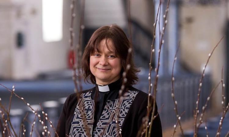 В Эстонии появилась первая женщина пастор