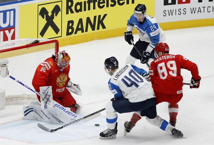 Тренер сборной Латвии Артис Аболс: «Россия против Финляндии играла слишком красиво»