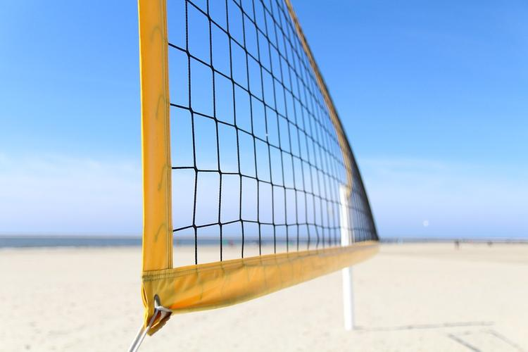 Солнечногорск: волейбольная стойка рухнула на игрока