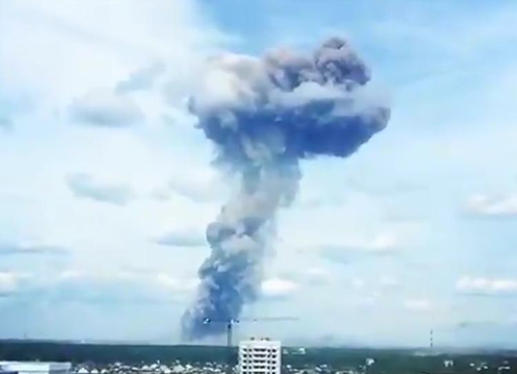В Нижегородской области при взрыве на заводе пострадали четыре человека