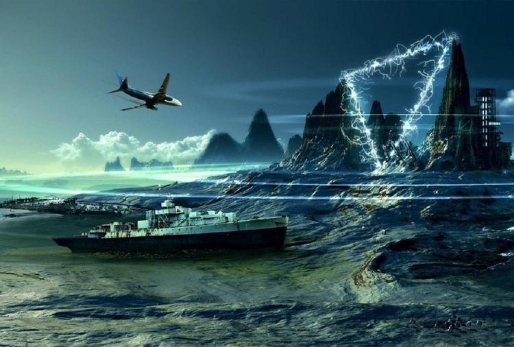 Британский ученый объяснил загадку Бермудского треугольника