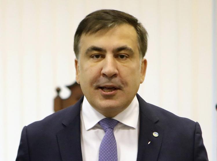 Саакашвили: Украина превратилась в аграрный придаток