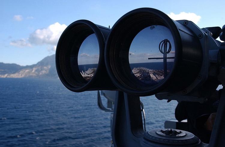 Украинские военные провели учебные маневры на побережье Азовского моря