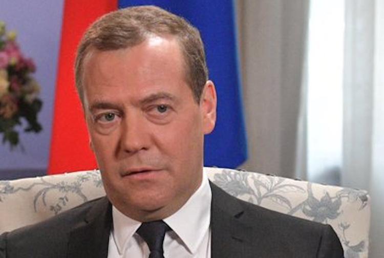 Медведев оценил позицию Украины по Минским соглашениям