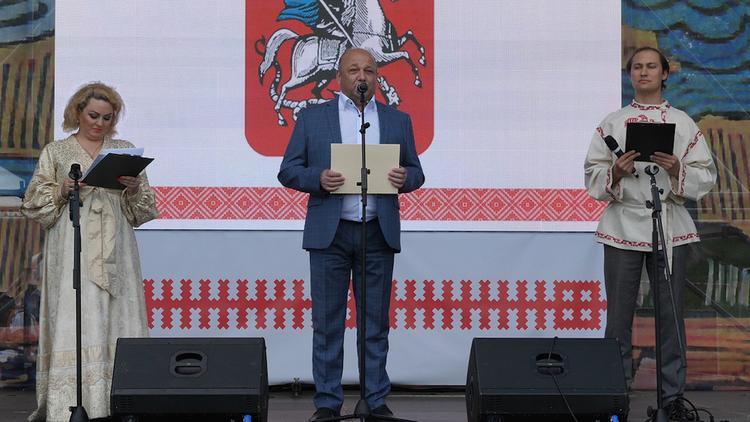 III Московский фестиваль народов Республики Карелия «Мельница Сампо»