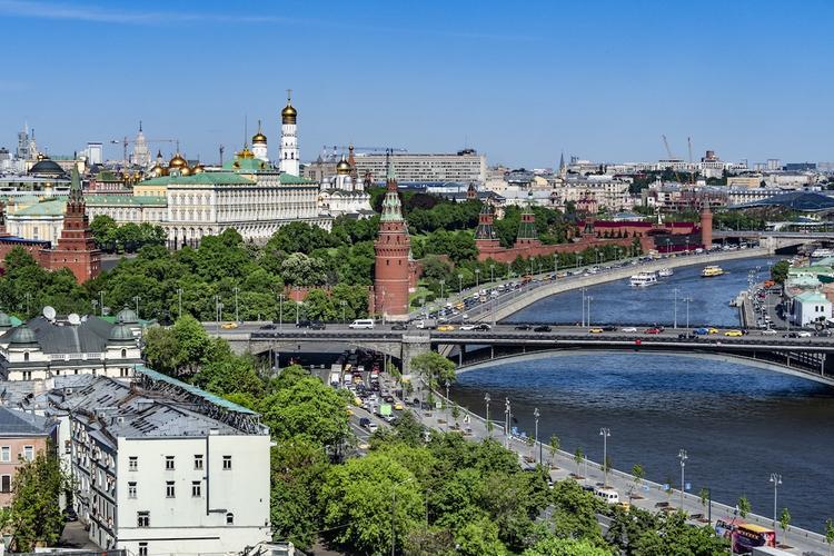 """""""Желтый"""" уровень опасности в Москве продлили на 5 июня"""