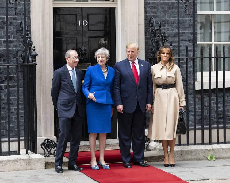 Трамп хочет объединить США и Великобританию