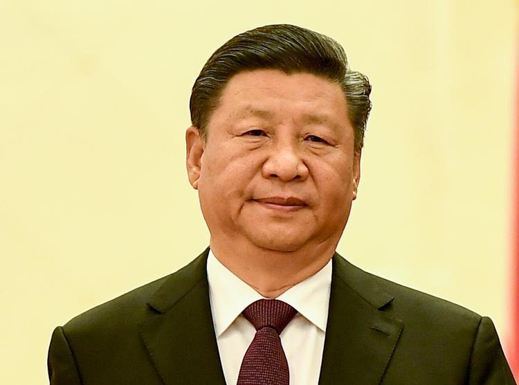 Председатель КНР Си Цзиньпин прибыл с государственным визитом в Москву