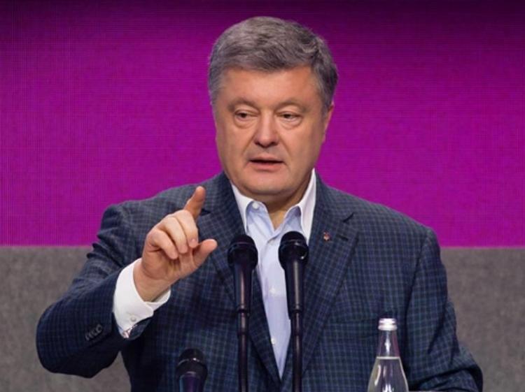 Порошенко требует объяснить предложение по снятию блокады Донбасса
